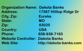 Dakota Banks Contact